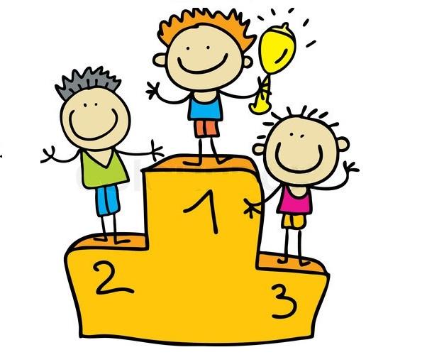 Победители в спартакиаде допризывной молодёжи