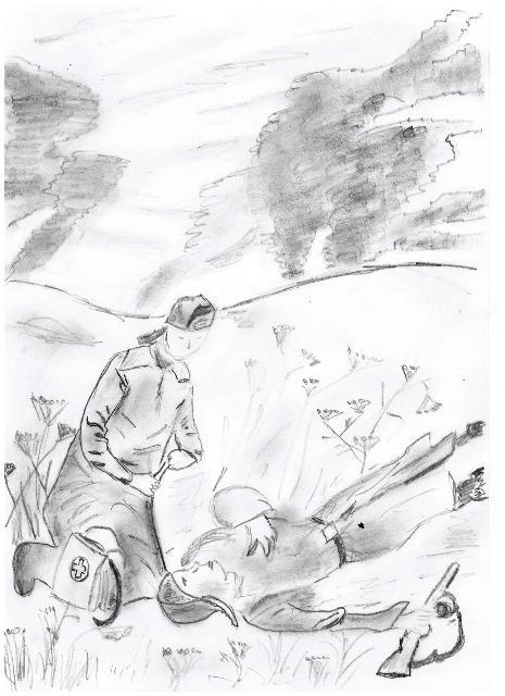 детские рисунки о войне (4)