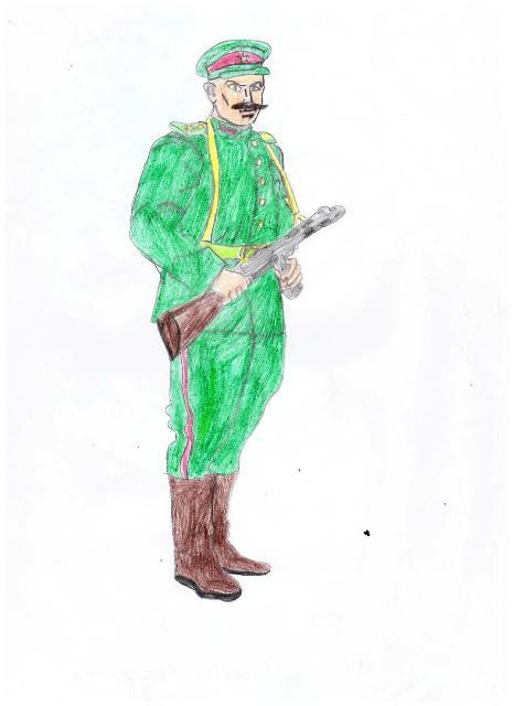 детские рисунки о войне (9)