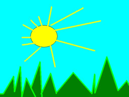 дети рисуют на компьютере (1)