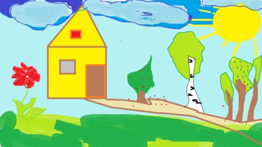 дети рисуют на компьютере (11)