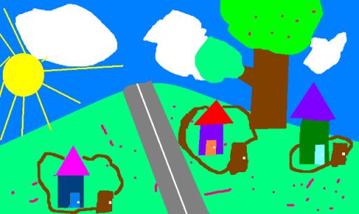 дети рисуют на компьютере (5)