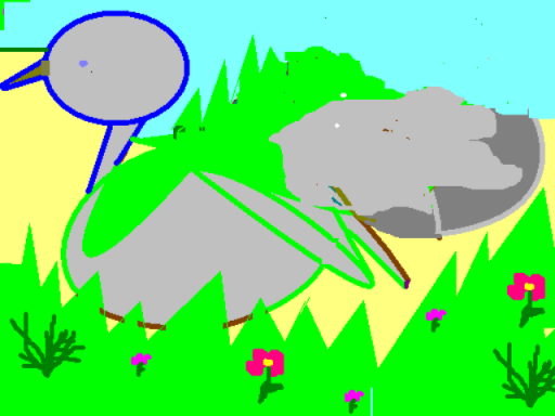 дети рисуют на компьютере (6)
