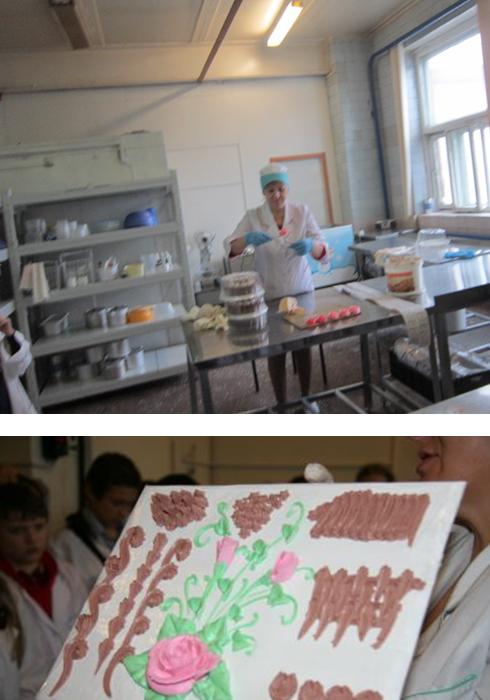 Экскурсия на хладокомбинат в город Ногинск