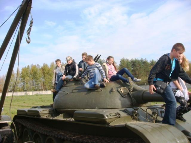 Экскурсия в Музей танков в Кубинке 28 сентября 2012 года (1)