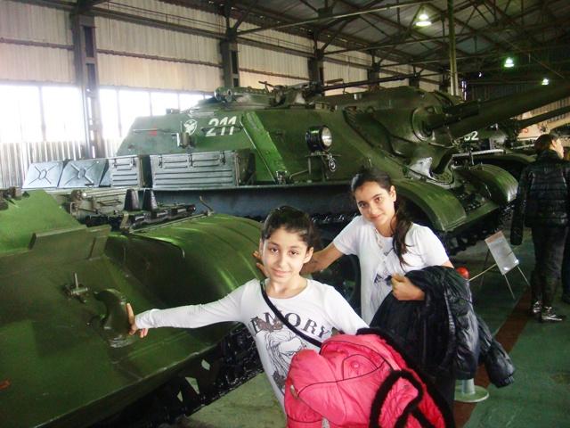 Экскурсия в Музей танков в Кубинке 28 сентября 2012 года (10)