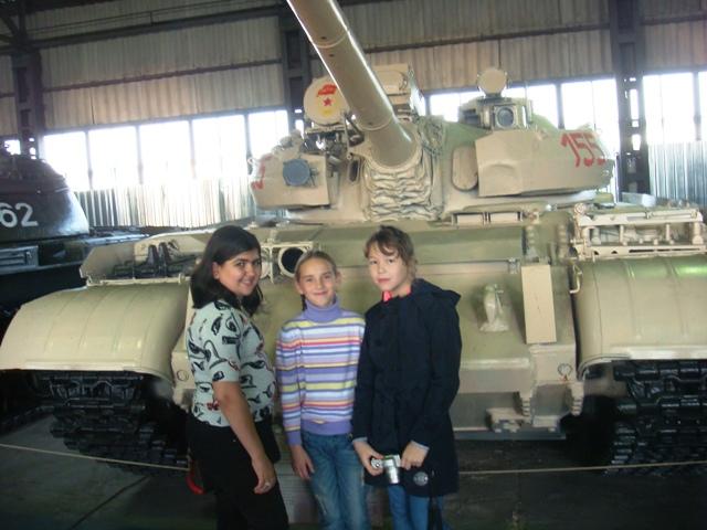 Экскурсия в Музей танков в Кубинке 28 сентября 2012 года (11)