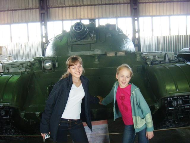Экскурсия в Музей танков в Кубинке 28 сентября 2012 года (12)