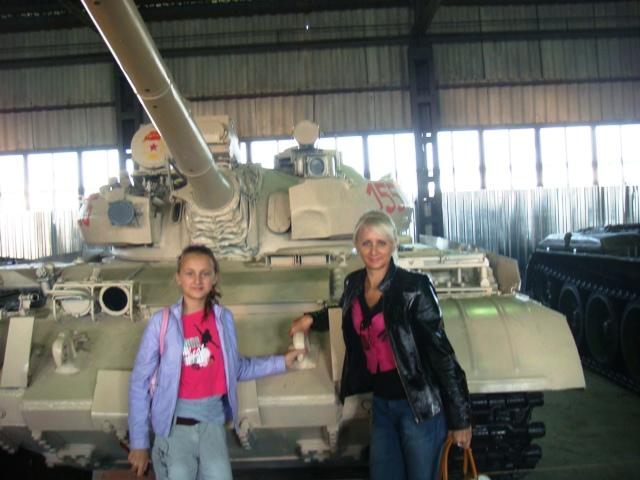 Экскурсия в Музей танков в Кубинке 28 сентября 2012 года (13)