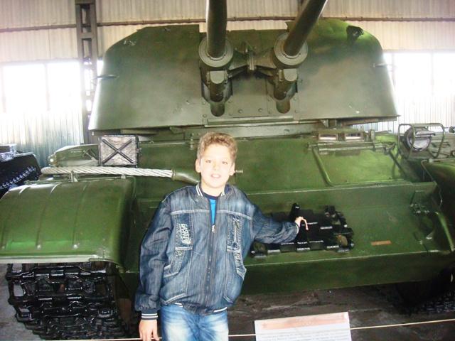 Экскурсия в Музей танков в Кубинке 28 сентября 2012 года (14)