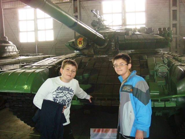 Экскурсия в Музей танков в Кубинке 28 сентября 2012 года (15)