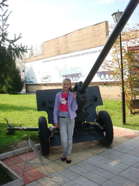 Экскурсия в Музей танков в Кубинке 28 сентября 2012 года (16)