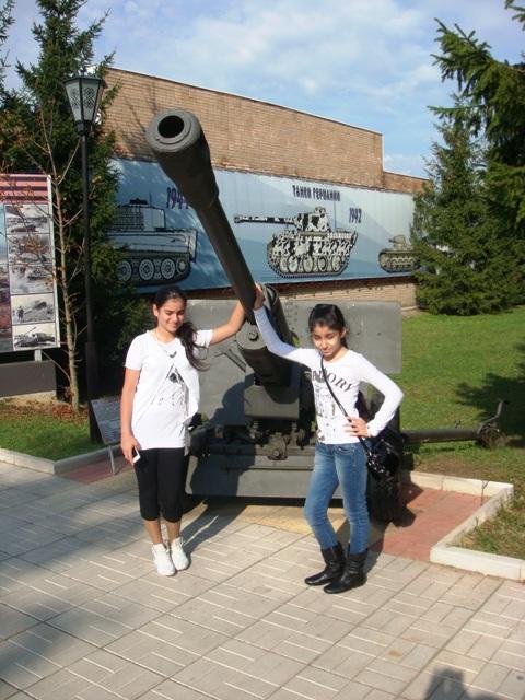 Экскурсия в Музей танков в Кубинке 28 сентября 2012 года (17)