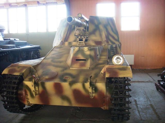 Экскурсия в Музей танков в Кубинке 28 сентября 2012 года (18)