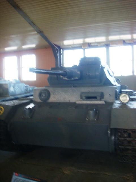 Экскурсия в Музей танков в Кубинке 28 сентября 2012 года (19)
