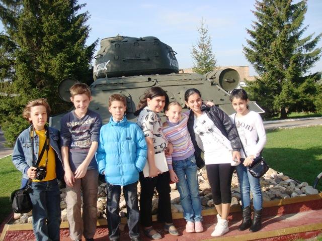 Экскурсия в Музей танков в Кубинке 28 сентября 2012 года (2)