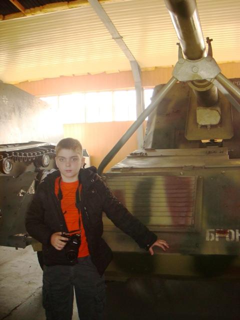 Экскурсия в Музей танков в Кубинке 28 сентября 2012 года (21)