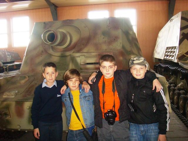 Экскурсия в Музей танков в Кубинке 28 сентября 2012 года (22)