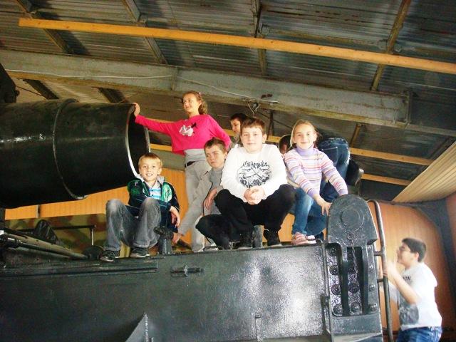 Экскурсия в Музей танков в Кубинке 28 сентября 2012 года (23)