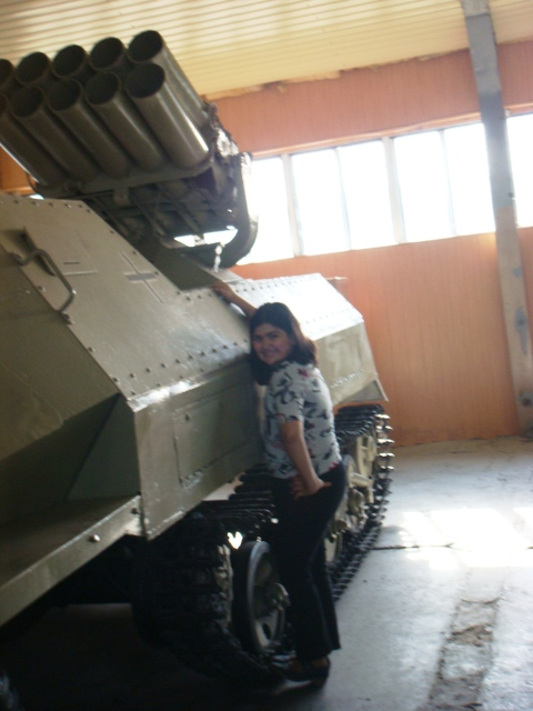 Экскурсия в Музей танков в Кубинке 28 сентября 2012 года (25)