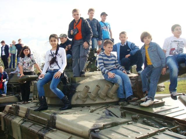 Экскурсия в Музей танков в Кубинке 28 сентября 2012 года (30)