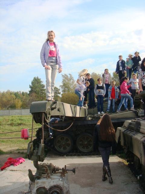 Экскурсия в Музей танков в Кубинке 28 сентября 2012 года (31)