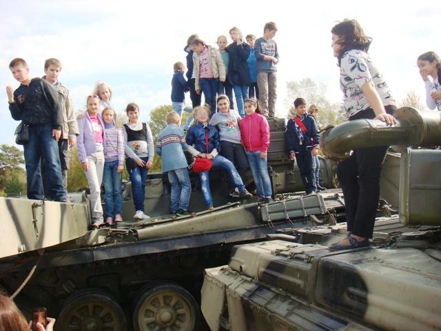 Экскурсия в Музей танков в Кубинке 28 сентября 2012 года (32)