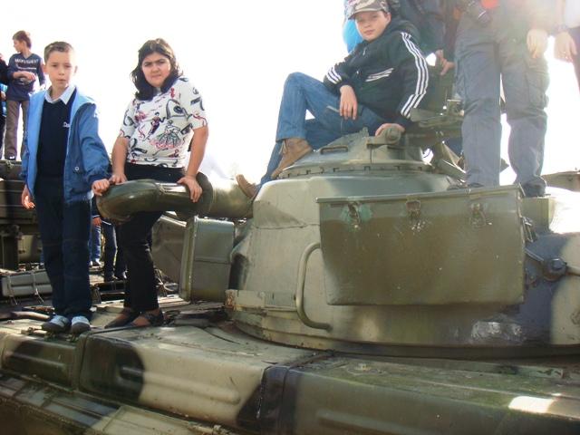 Экскурсия в Музей танков в Кубинке 28 сентября 2012 года (33)