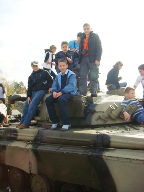 Экскурсия в Музей танков в Кубинке 28 сентября 2012 года (35)
