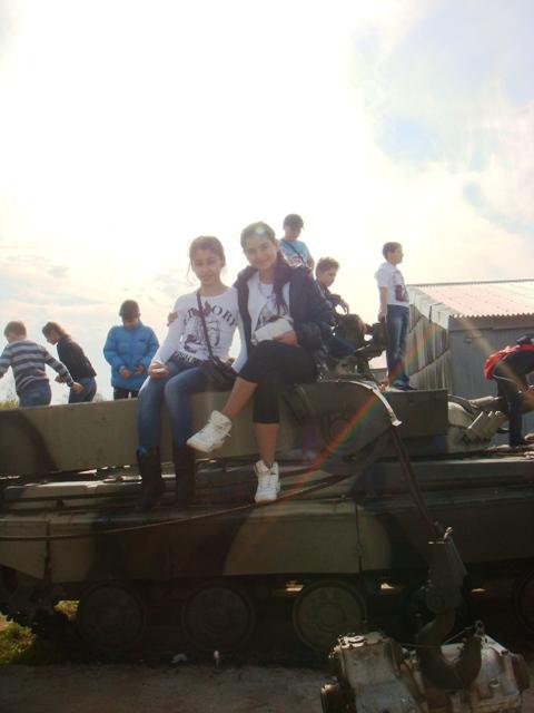 Экскурсия в Музей танков в Кубинке 28 сентября 2012 года (36)