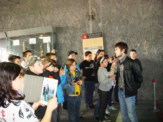 Экскурсия в Музей танков в Кубинке 28 сентября 2012 года (4)