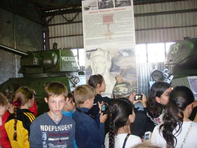 Экскурсия в Музей танков в Кубинке 28 сентября 2012 года (6)
