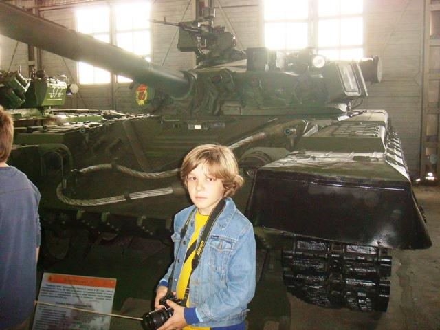 Экскурсия в Музей танков в Кубинке 28 сентября 2012 года (7)