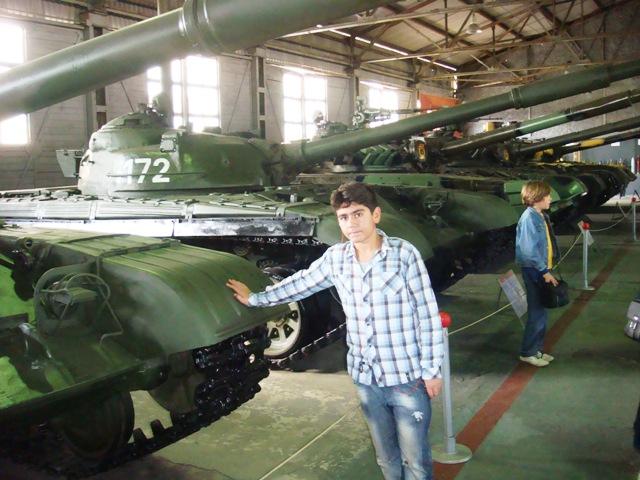 Экскурсия в Музей танков в Кубинке 28 сентября 2012 года (9)