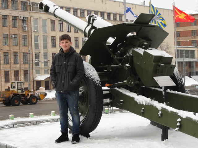 Экскурсия в музей вооружённых сил (10)