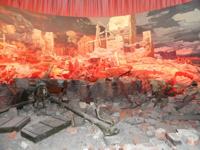 Экскурсия в музей вооружённых сил (11)