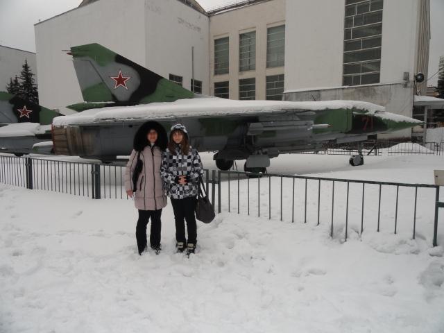 Экскурсия в музей вооружённых сил (16)