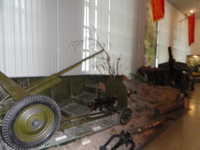 Экскурсия в музей вооружённых сил (18)