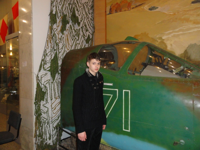 Экскурсия в музей вооружённых сил (22)