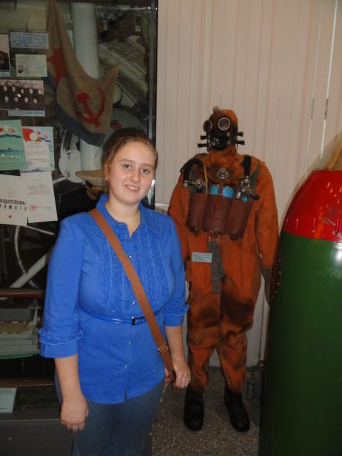 Экскурсия в музей вооружённых сил (24)