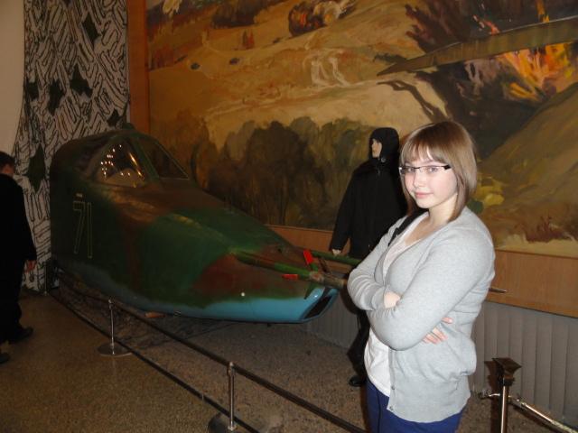 Экскурсия в музей вооружённых сил (27)