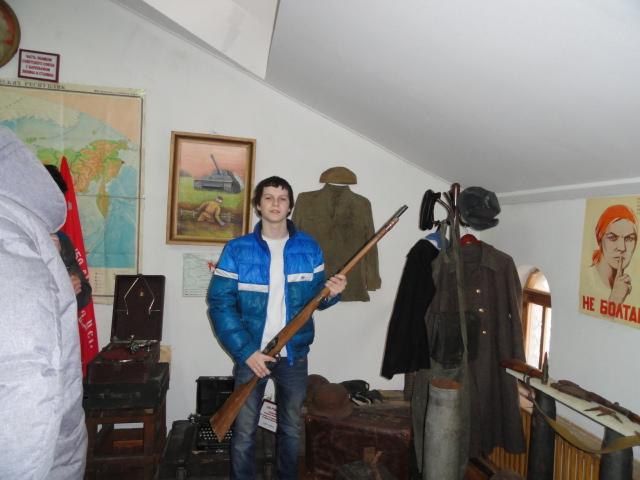 Экскурсия в Сетуньский Стан