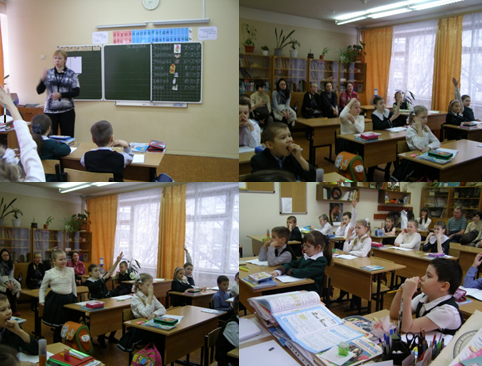 Класс Стемиковской Ирины Петровны