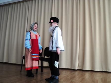 Викторина в третьих классах Инсценировки сказок Пушкина
