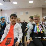 Конкурс весёлых бантиков и галстуков