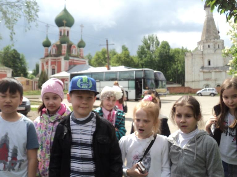 Путешествие в Переславль Залесский