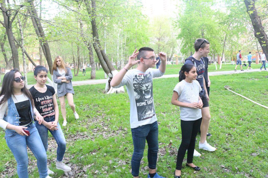 Всероссийский молодёжный исторический квест На Берлин