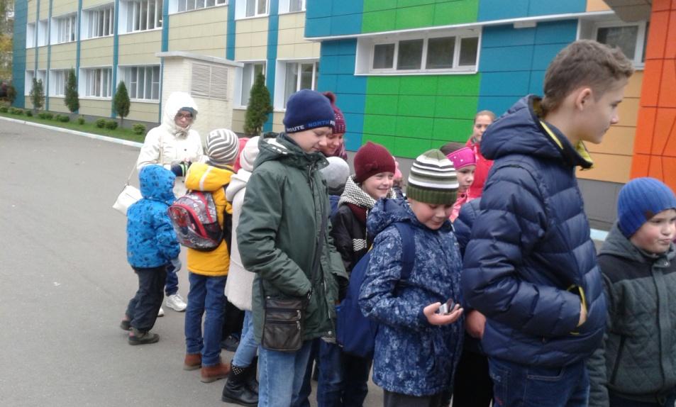 Экскурсия в Московский Планетарий