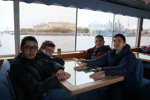 Экскурсия в Питер